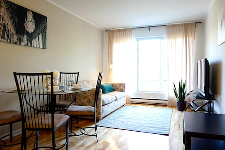 Comfy Chic Appartment - Montreal - Lakás