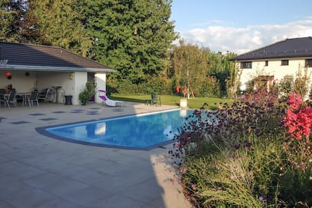One-bedroom flat near Lake Geneva - Lejlighed