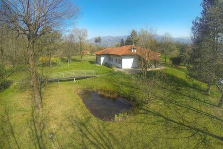Villa Montorfano Como Lake - Como Lipomo - Villa
