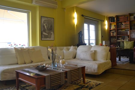 PARALIA SEAVIEW- Holiday Apartment - Paralia - Apartment