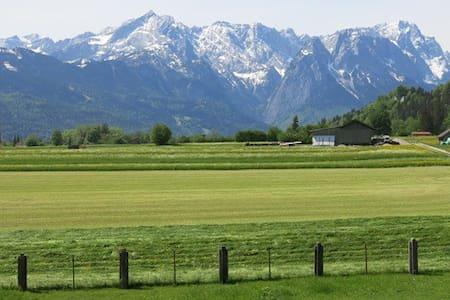 Ferienwohnung mit Alpenblick 1 - Casa