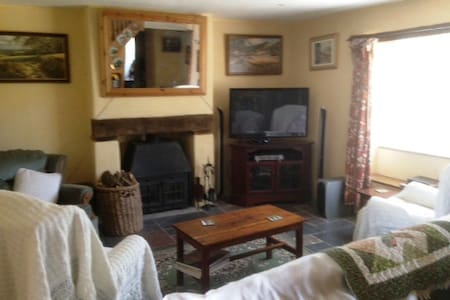 Self contained barn conversion - Dalwood - Bed & Breakfast