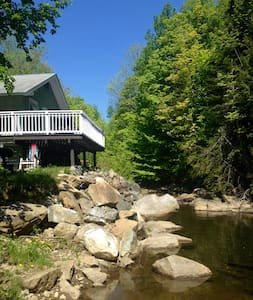 Mount Snow River House 1 mile away - Hus