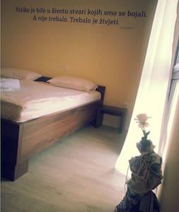 Single room - Bihać - Bed & Breakfast