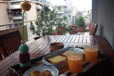 Apartment in Athens centre