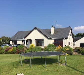 Ruth's Country Loft (Country living with bicycles) - Dungiven - Maison