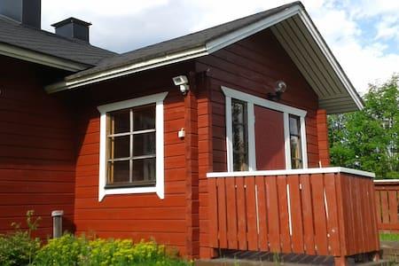 Cottage in Paljakka,riding+dog sled - Puolanka - House