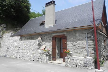 La grange - Gouaux-de-Larboust - Huis