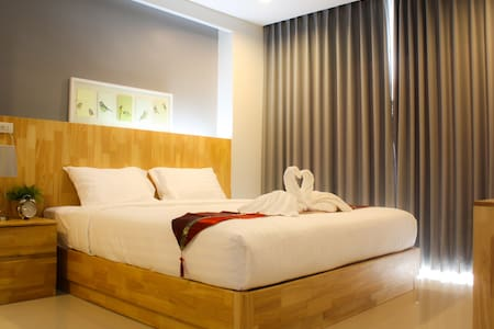 Interpark Residence, Rayong - Pluak Daeng - Bed & Breakfast