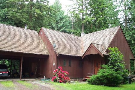 Beautiful Woodland Retreat - Bellingham - Hus