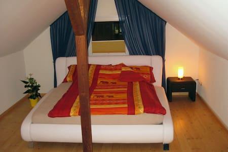 1 1/2 Zi. Appartement / Häuschen - Horn - Haus