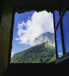 Chalet de montagne autonome, isolé et écologique - Saint-Ferréol
