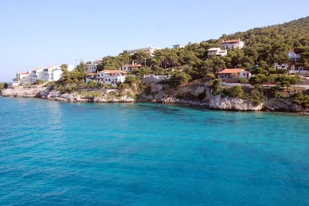 Explore the island near Athens ~