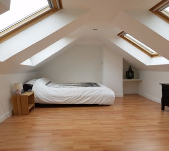 Cosy room at the top of the house