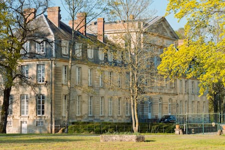 18th-century Chateau in Normandy - Slot