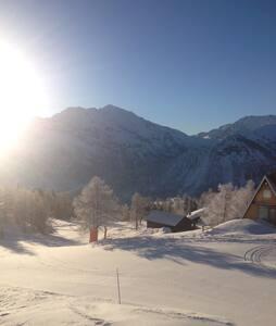 Cesana Alpes mountain escape - cesana torinese