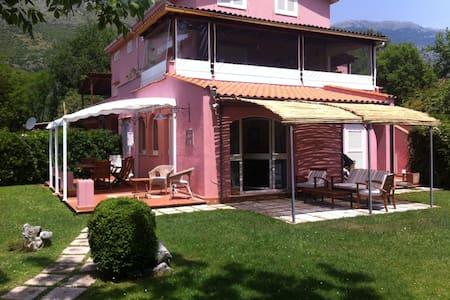 Villino a Maratea ampio giardino - Maratea