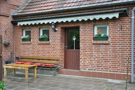 Ferien- und Monteurswohnung - Haselünne - Huis