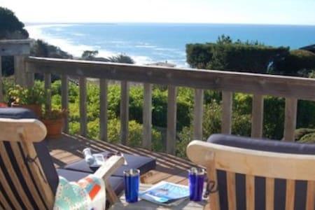 Paradise Found: Amazing Ocean Views - Ház