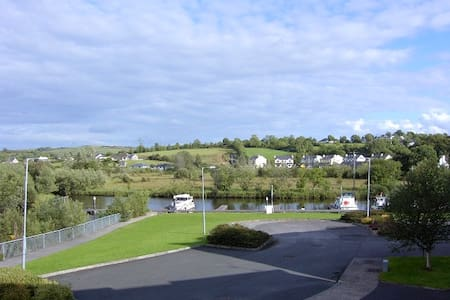 Leitrim Village on river shannon