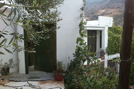 Stone house in Orino village, Crete - Ev