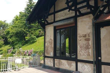 Appartamento x 4 in magico chalet - Boarezzo - Haus