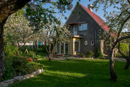 Great place to stay with families - Pärnu - House