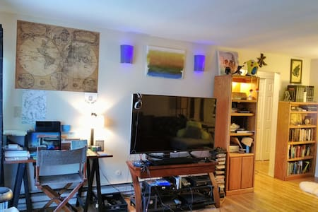 3m from Asbury Park, beach, shopping and nightlife - Ocean Township - Wohnung