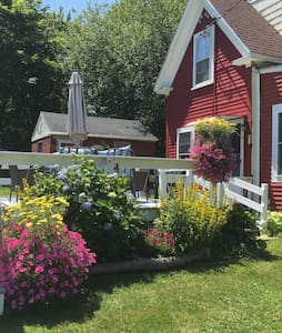 Picturesque Maine cove views - Rumah