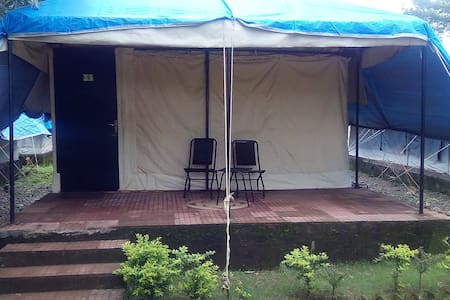 Luxurious Tent At Karjat - Wohnung
