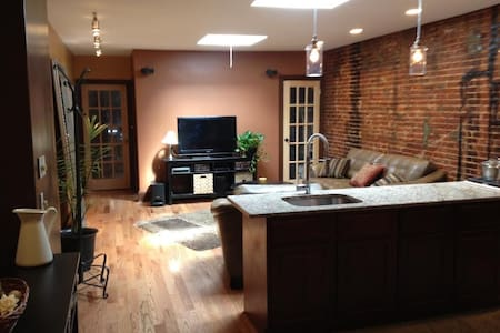 Luxury Suites Downtown Baltimore - Baltimore - Apartment