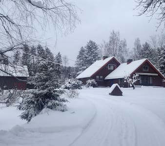 Landlig idyll i vakre omgivelser - Elverum - Haus