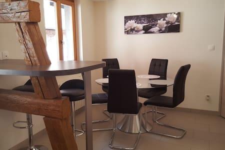 gîte au coeur d'Eguisheim - Eguisheim - Appartement