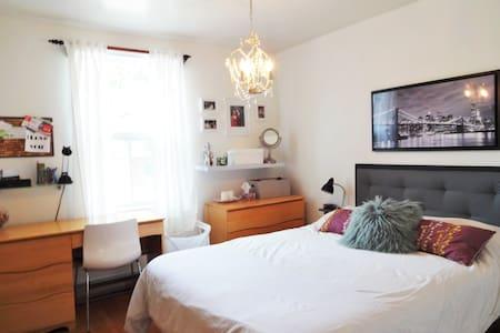 NEW: Confortable 3 1/2 tout équipé - Apartment