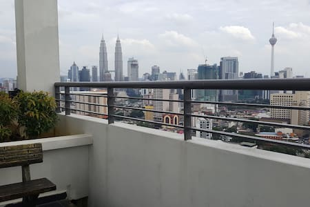 Vue Residence - at the heart of KL city - Kuala Lumpur - Apartament