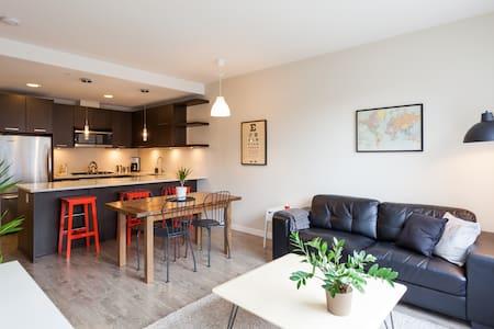 Inner City 1 Bedroom Condo - Appartement
