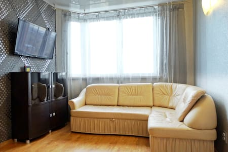 Двухкомнатная квартира люкс-класса на Зеленстрое - Tula - Wohnung