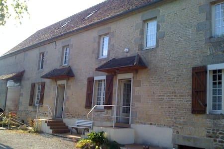 ancienne ferme de 1800 - Oisseau-le-Petit - House