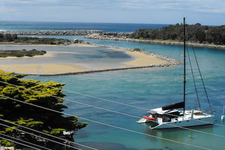 Quirky Retro on the Waterfront - Narooma