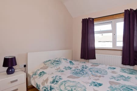 Double room with parking in Dublin - Drimnagh