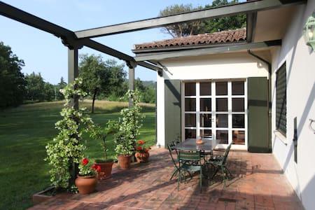 Cà Libellula - Podere San Guglielmo - Pizzocalvo - Villa