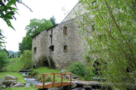 Record Water Mill - Southern France - Le Bez - Apartmen