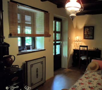 TENUTA GEREMIA - The Dependance - Lägenhet