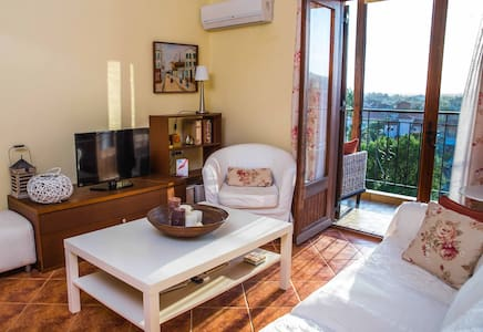 Fully equipped apartment with view  - Apartment