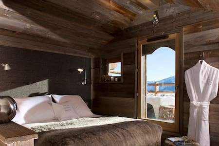 Superbe chalet chic et cosy - Chalupa