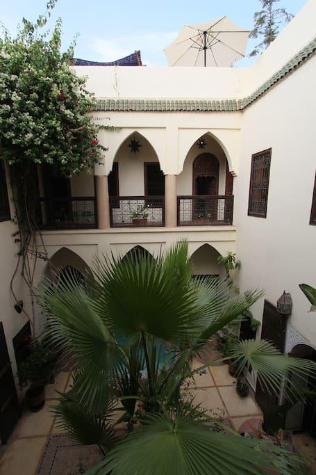 Riad Marrakech, 5 min Jemaa El Fna