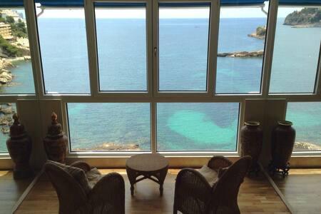 Santa Ponsa -Direkt am Meer