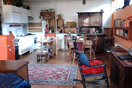 Beautiful house for 2 persons. - Hollandsche Rading - Loft