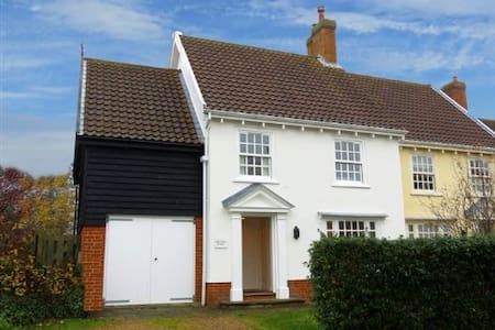 Salt Cellar Cottage - Aldeburgh - Aldeburgh - House