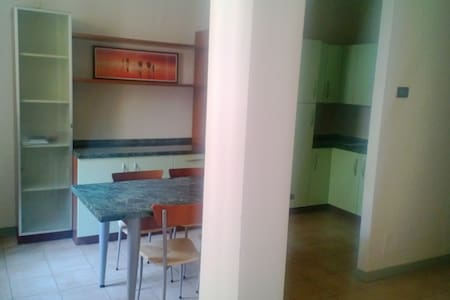 Holiday apartment in city center - Apartemen